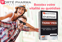 Forte Pharma Tigra men+