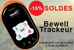 Trackeur GPS Bewell